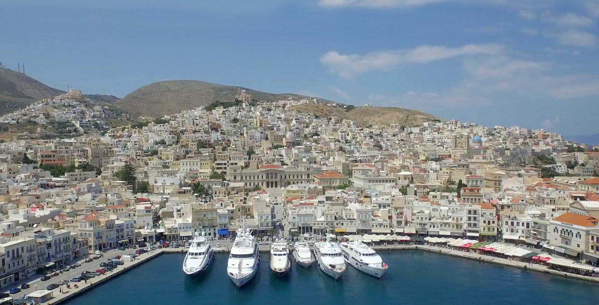 Syros: The Queen of Cyclades